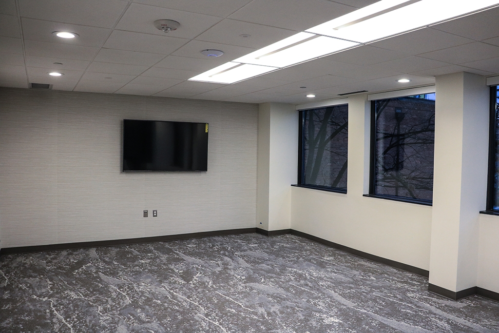 a photo from a construction project for the innovation and technology case study
