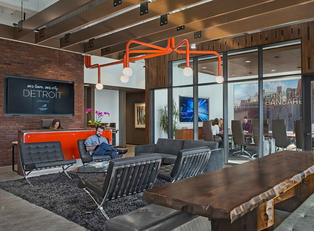 a photo of one of sachse construction's office construction projects